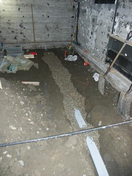 Comment trouver drain sous sol - Comment drainer un terrain ...